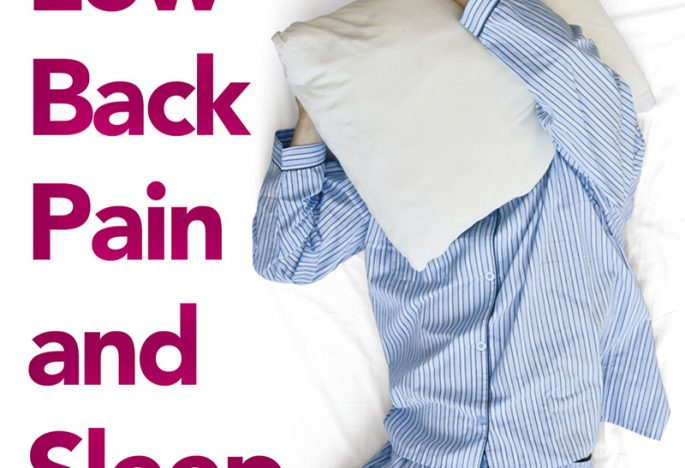 Back Pain - the chain of command