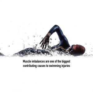 muscle imbalances and swimming injuries