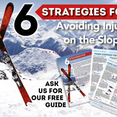 Shred the Slopes Not Your Body